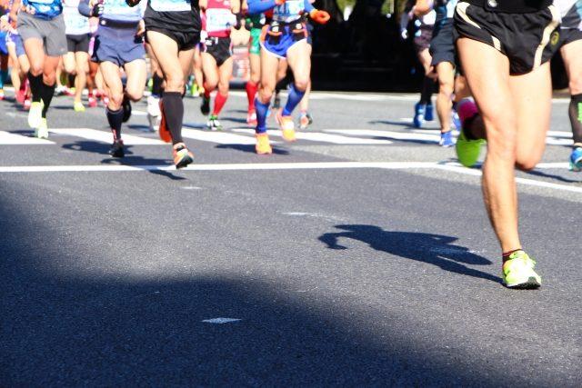 マラソンのイメージ